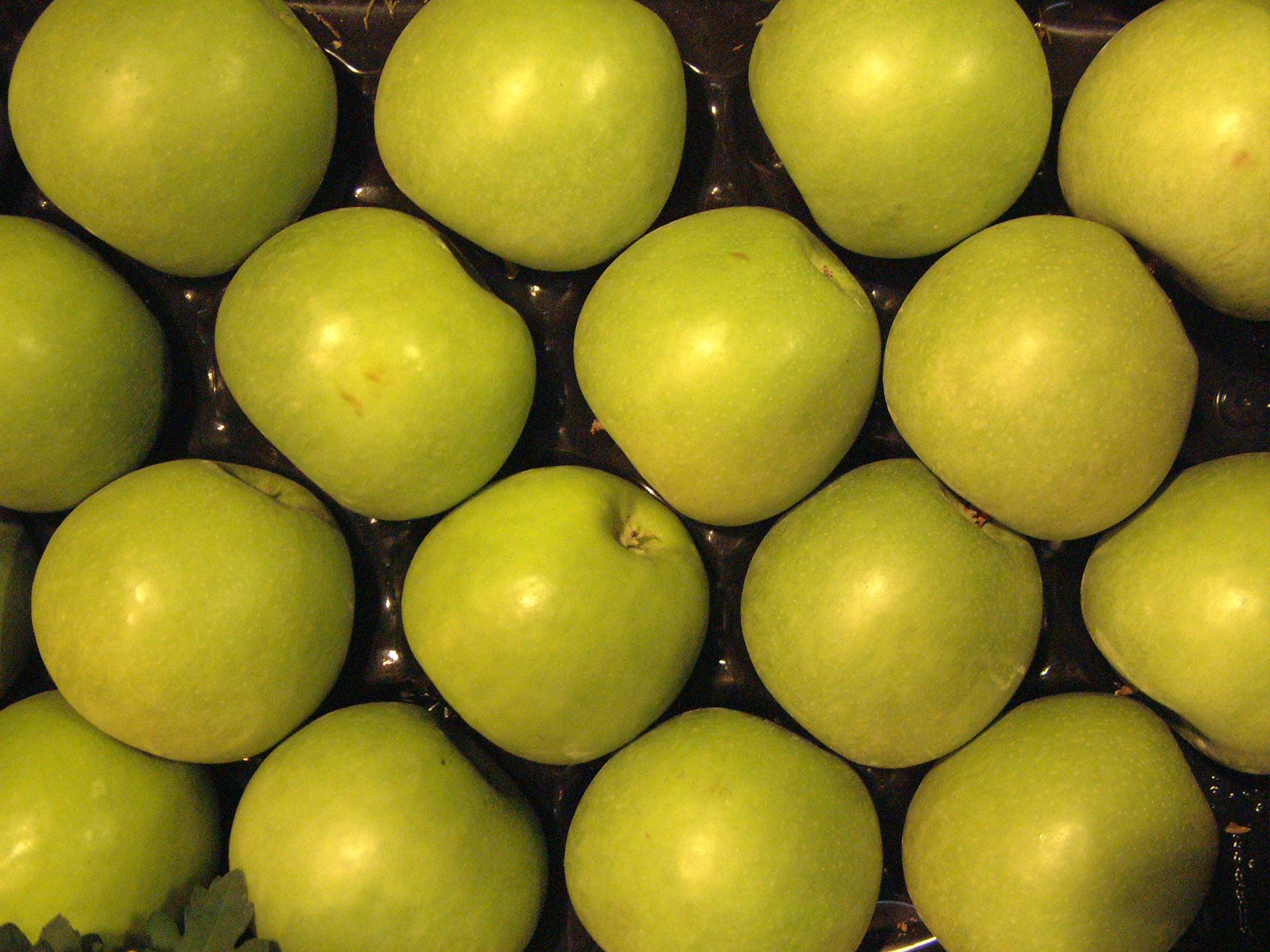 Alimentos depurativos: la manzana