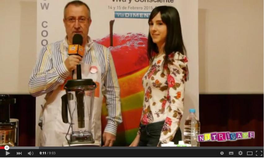 Nutrigame entrevista a la coach en nutrición Nuria Roura